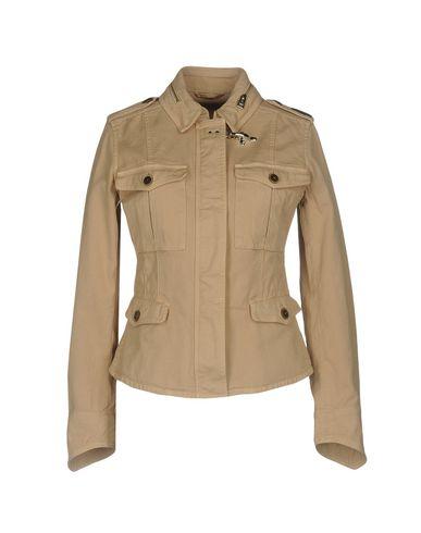 Фото - Женскую куртку FAY цвет песочный