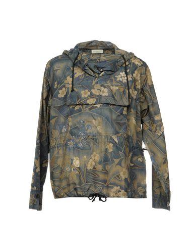 Купить Мужскую куртку  грифельно-синего цвета