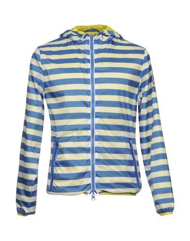 Купить Мужскую куртку  лазурного цвета