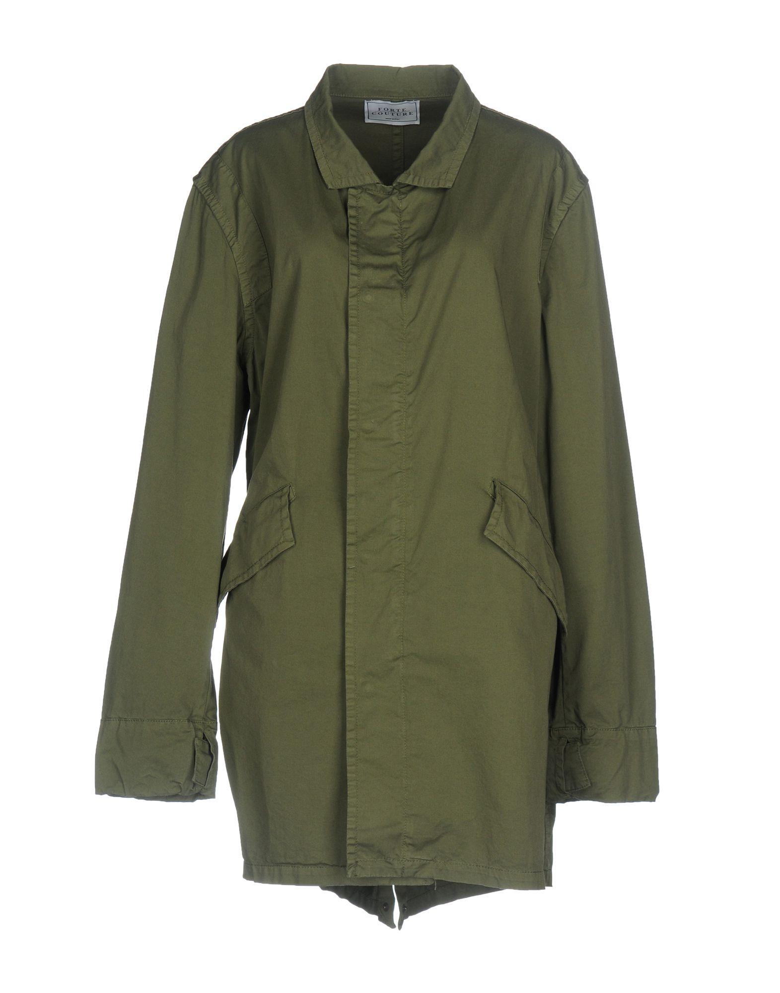 FORTE COUTURE Легкое пальто moschino couture легкое пальто