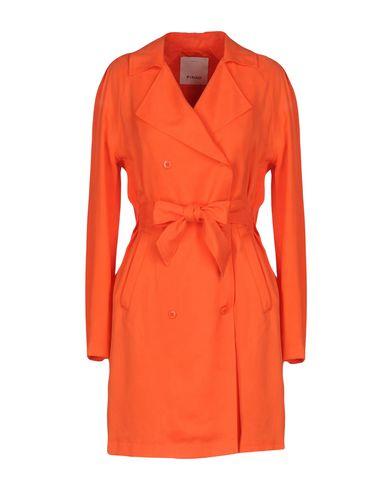 Купить Легкое пальто оранжевого цвета
