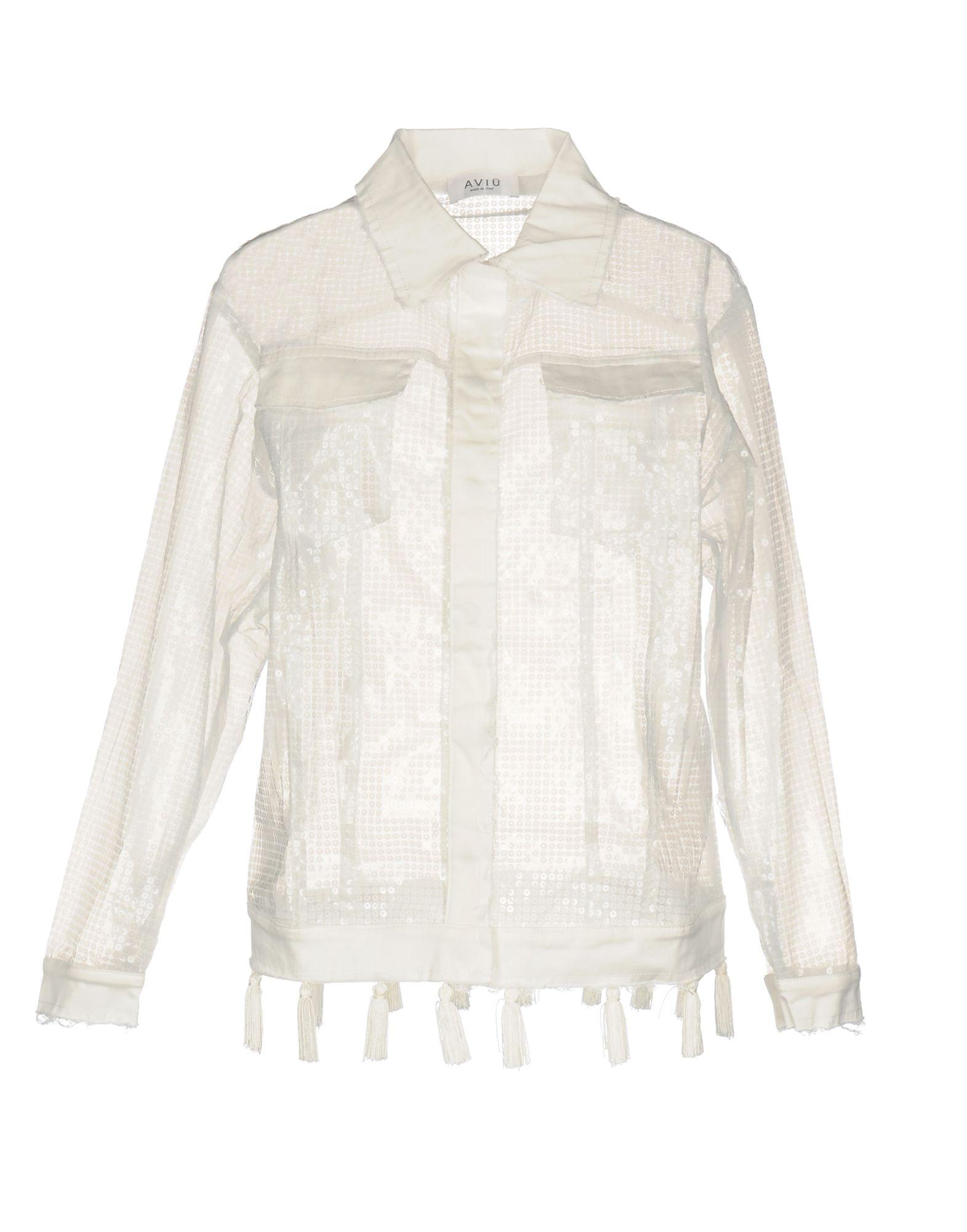 aviù джинсовая верхняя одежда AVIÙ Куртка