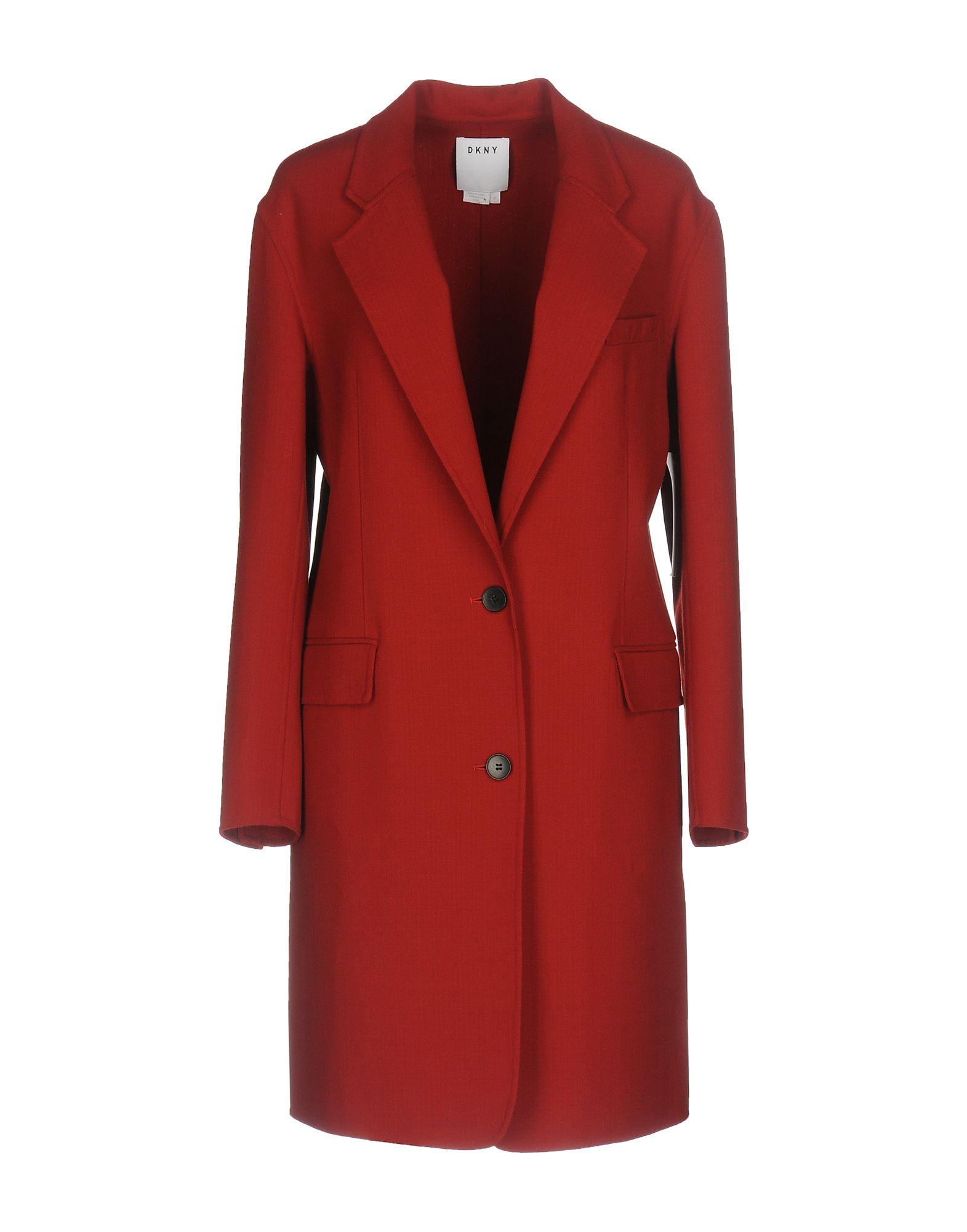 где купить DKNY Пальто по лучшей цене
