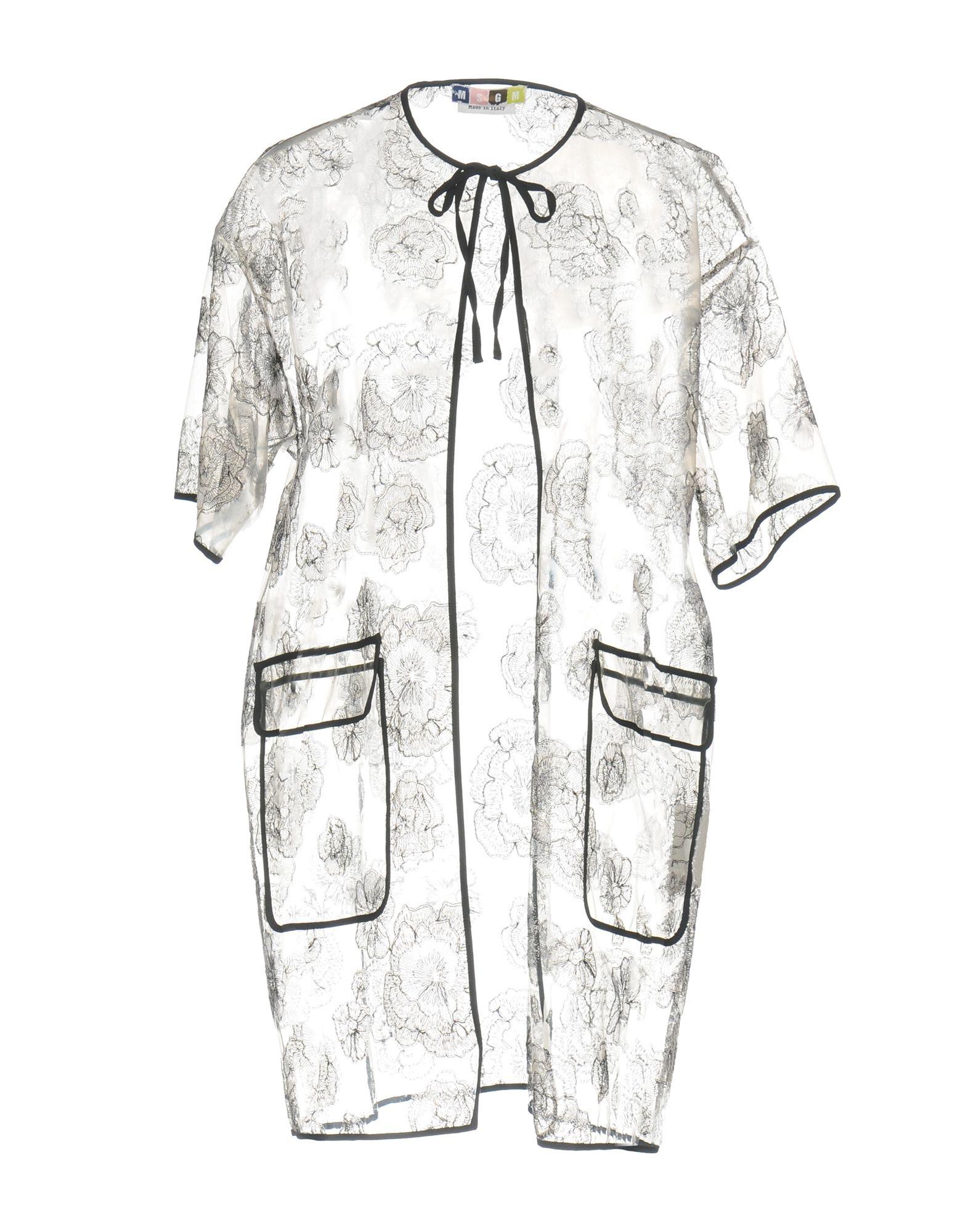 MSGM Легкое пальто msgm одежда