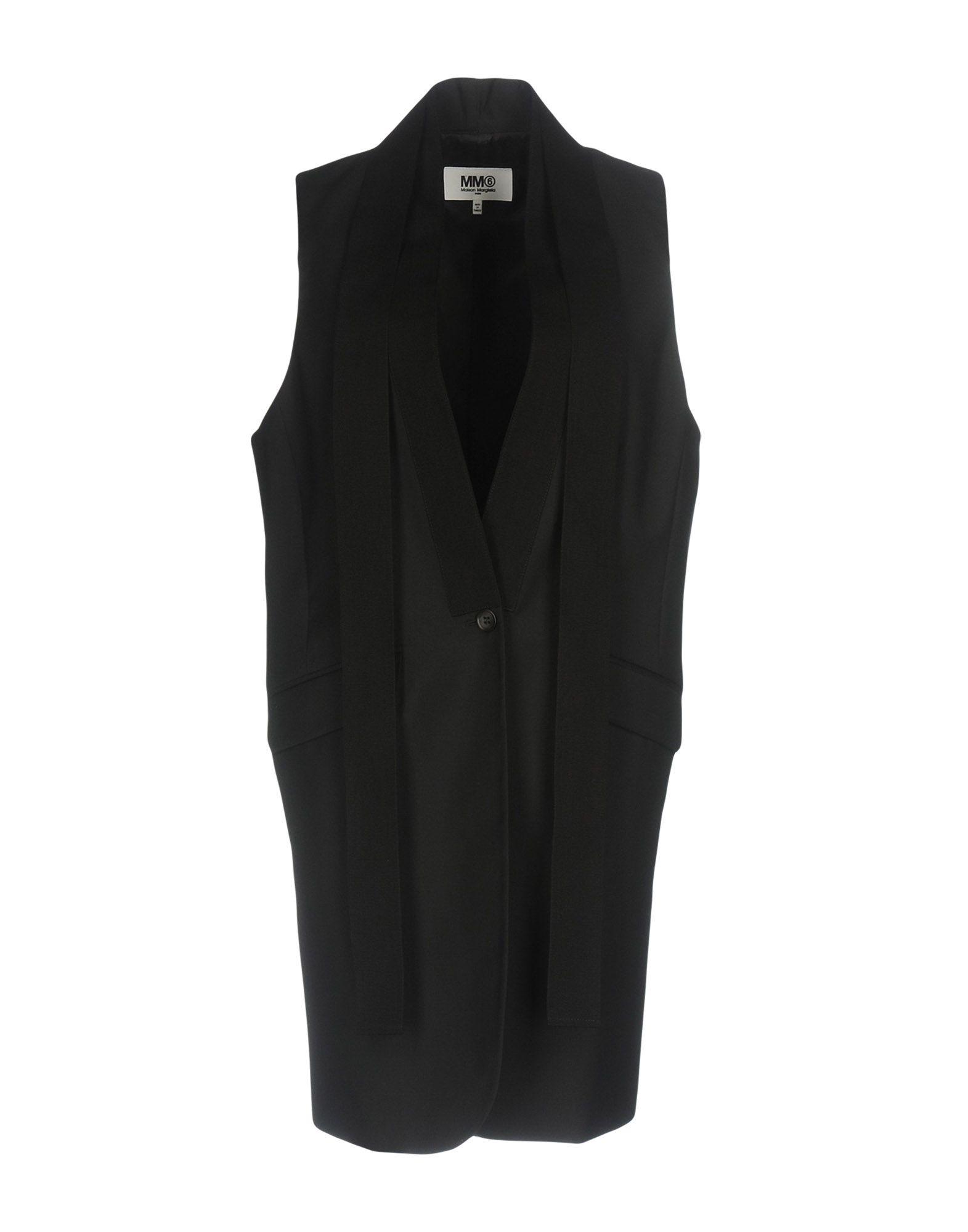 цена  MM6 MAISON MARGIELA Легкое пальто  онлайн в 2017 году