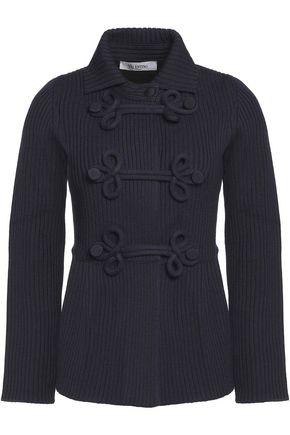 VALENTINO Wool-blend jacket