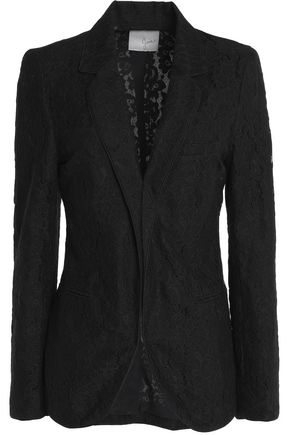 JOIE Corded lace blazer