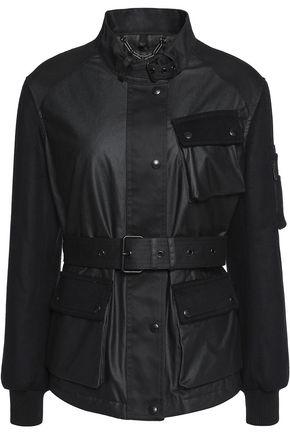 BELSTAFF Quilted cotton-sateen jacket
