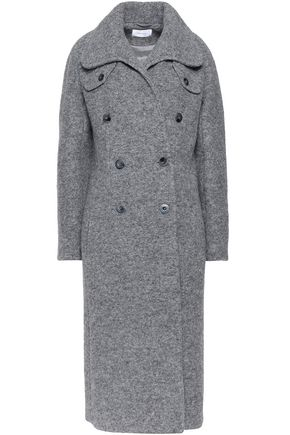 CARVEN Wool-blend double-breasted coat