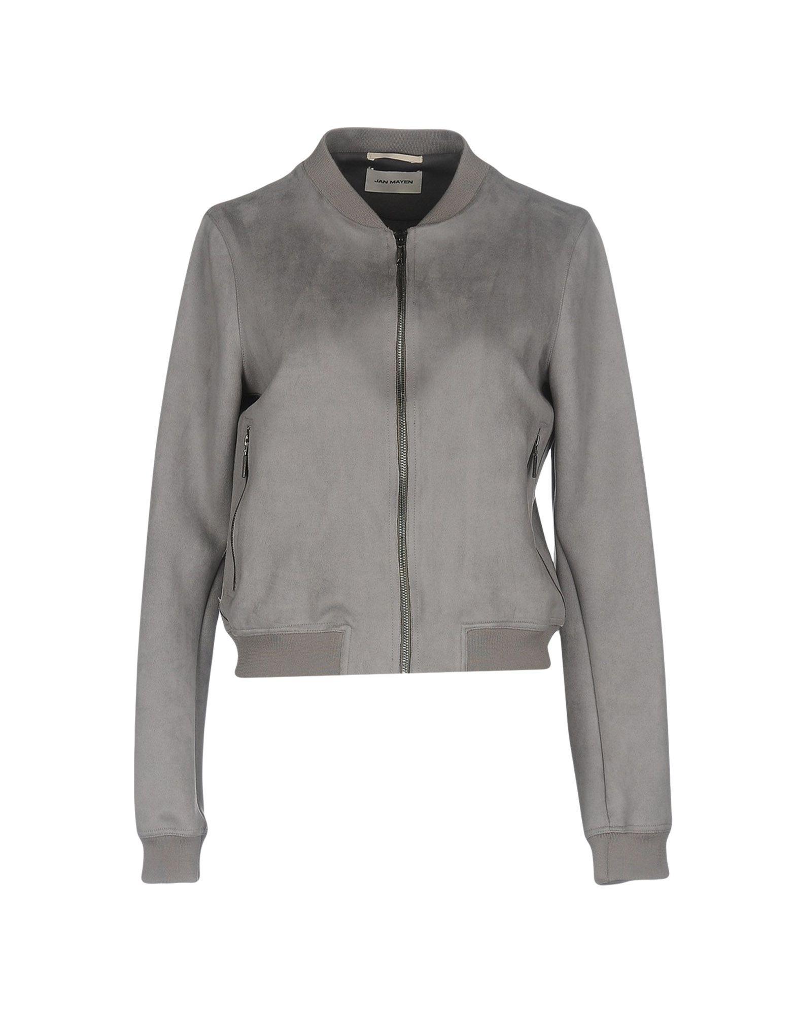 JAN MAYEN Куртка замшевая куртка