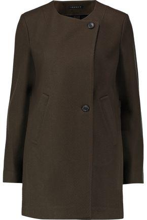 THEORY Venizka Camden twill coat