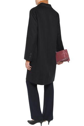 JIL SANDER Wool and cashmere-blend coat