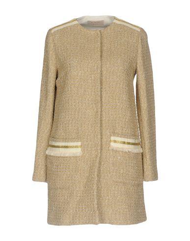 Фото - Женское пальто или плащ KAOS JEANS бежевого цвета