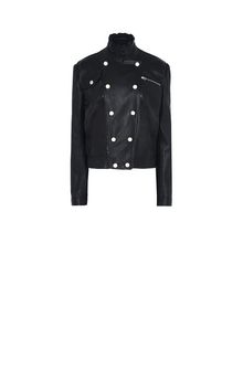 PHILOSOPHY di LORENZO SERAFINI LEATHER & FUR D Leather jacket f