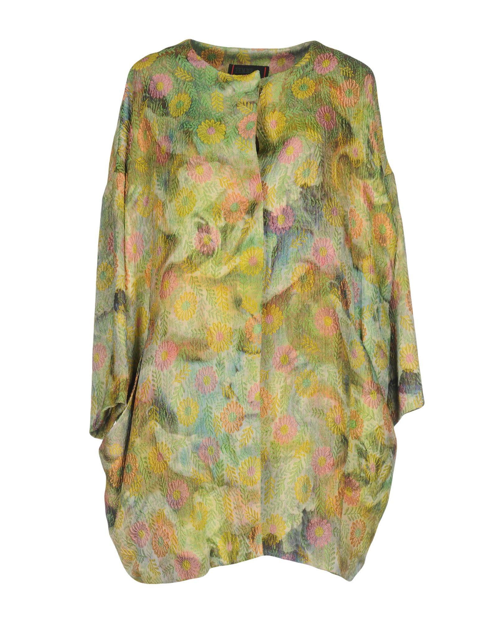 цена FEMME by MICHELE ROSSI Легкое пальто онлайн в 2017 году