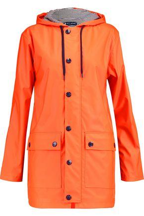 PETIT BATEAU Shell hooded coat