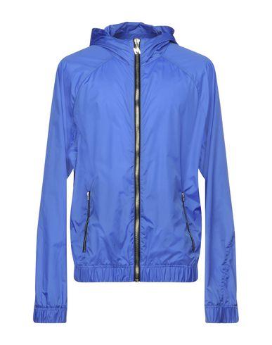 Фото - Мужскую куртку MSGM синего цвета