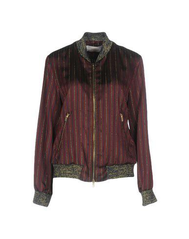 Фото - Женскую куртку JUCCA красно-коричневого цвета