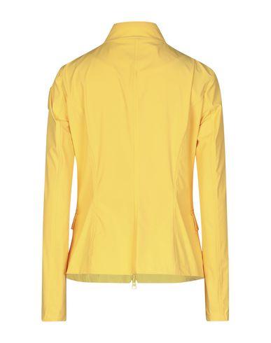 Фото 2 - Женскую куртку  желтого цвета