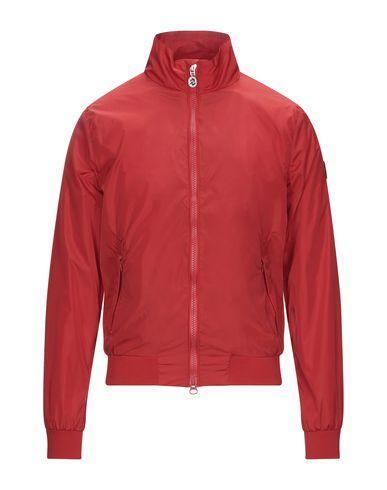 Фото - Мужскую куртку  красного цвета