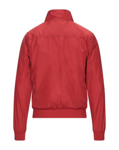 Фото 2 - Мужскую куртку  красного цвета