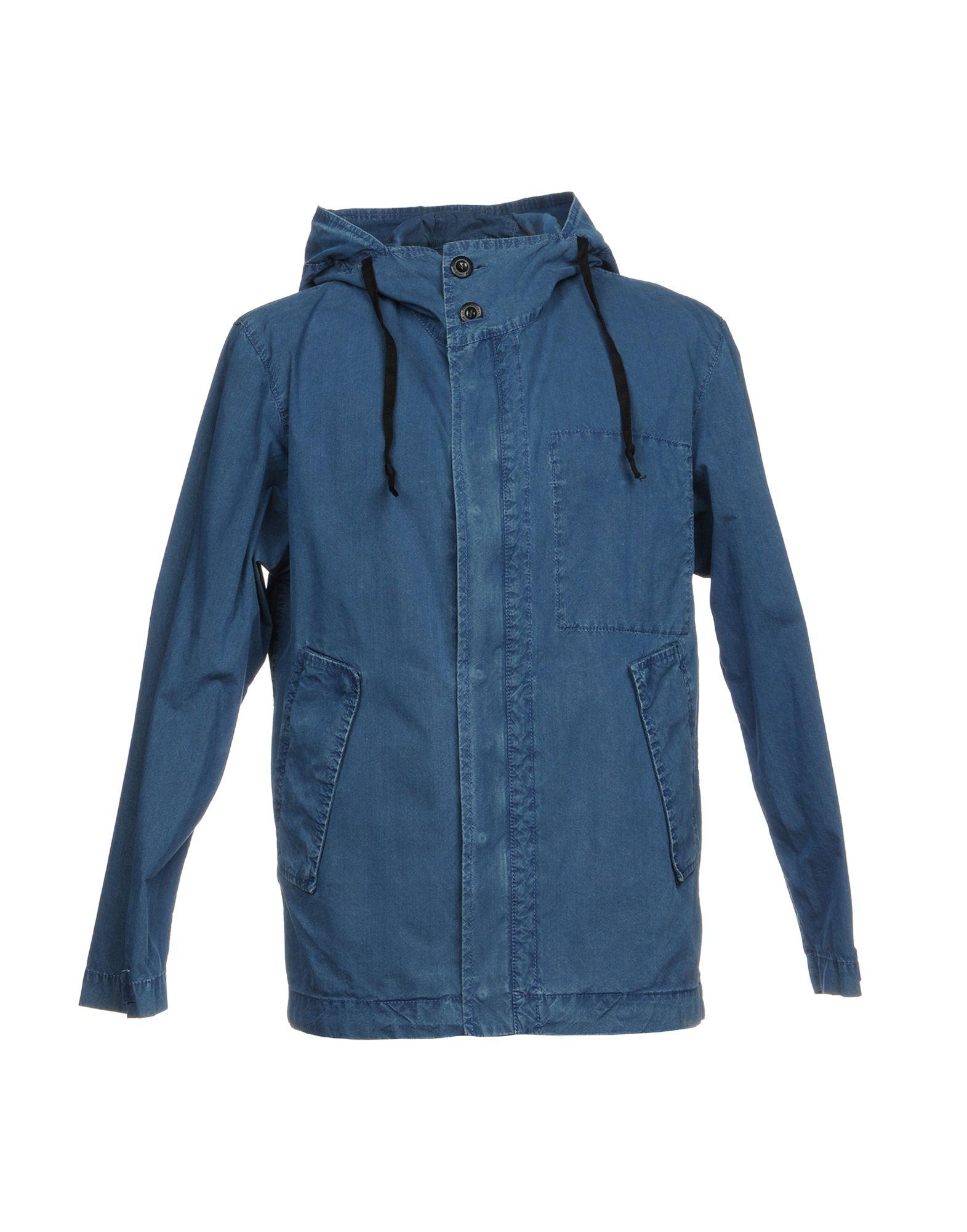 купить NUDIE JEANS CO Джинсовая верхняя одежда по цене 24500 рублей
