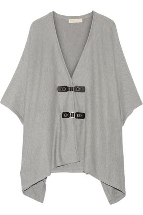 MICHAEL MICHAEL KORS Cotton-blend cape