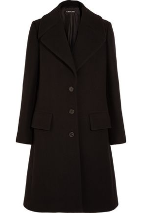 TOM FORD Wool-felt coat