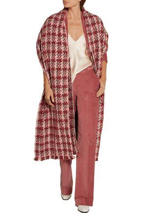 GABRIELA HEARST Elizabeth reversible wool-blend-tweed coat