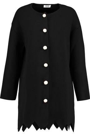 MOSCHINO CHEAP AND CHIC Wool-blend coat