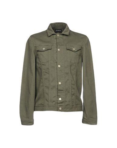 Фото - Мужскую куртку OFFICINA 36 цвет зеленый-милитари