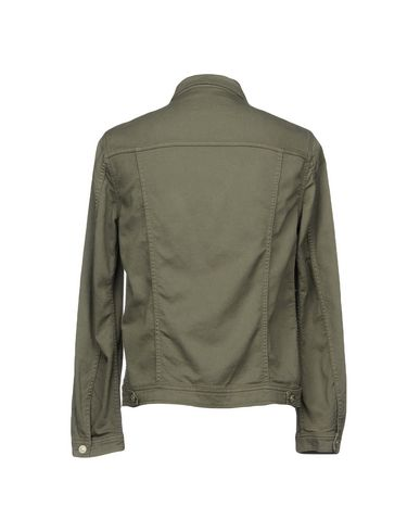 Фото 2 - Мужскую куртку OFFICINA 36 цвет зеленый-милитари