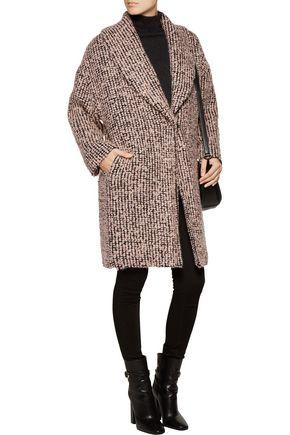 ALICE + OLIVIA Ralter bouclé coat
