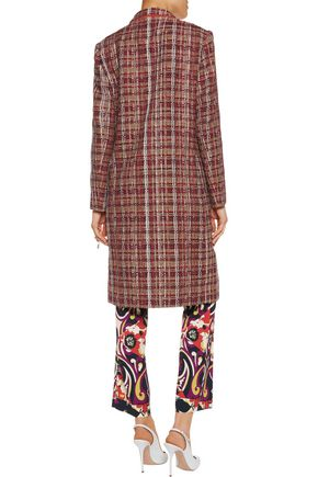 ETRO Tweed coat