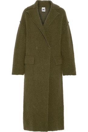 M MISSONI Wool-blend bouclé coat