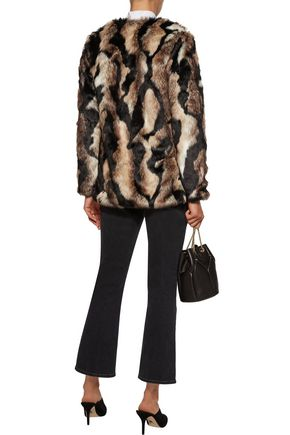 TART COLLECTIONS Rella faux fur coat