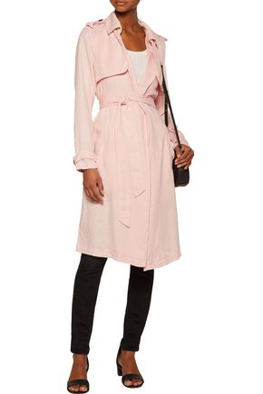 W118 by WALTER BAKER Marley twill trench coat