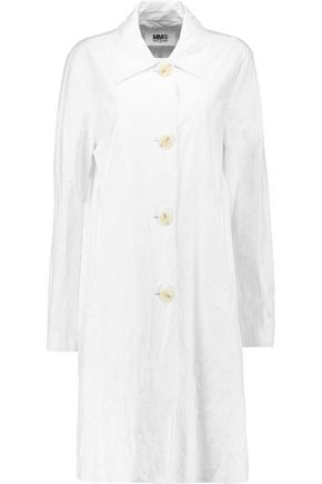 MM6 by MAISON MARGIELA Printed gauze jacket