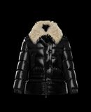 MONCLER SAINT BERMARD - Short outerwear - women