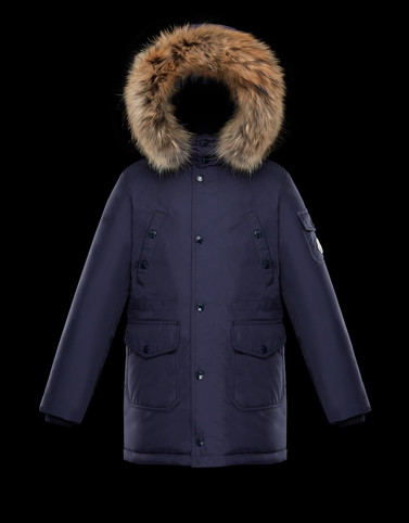 YANN Dark blue Junior 8-10 Years - Boy