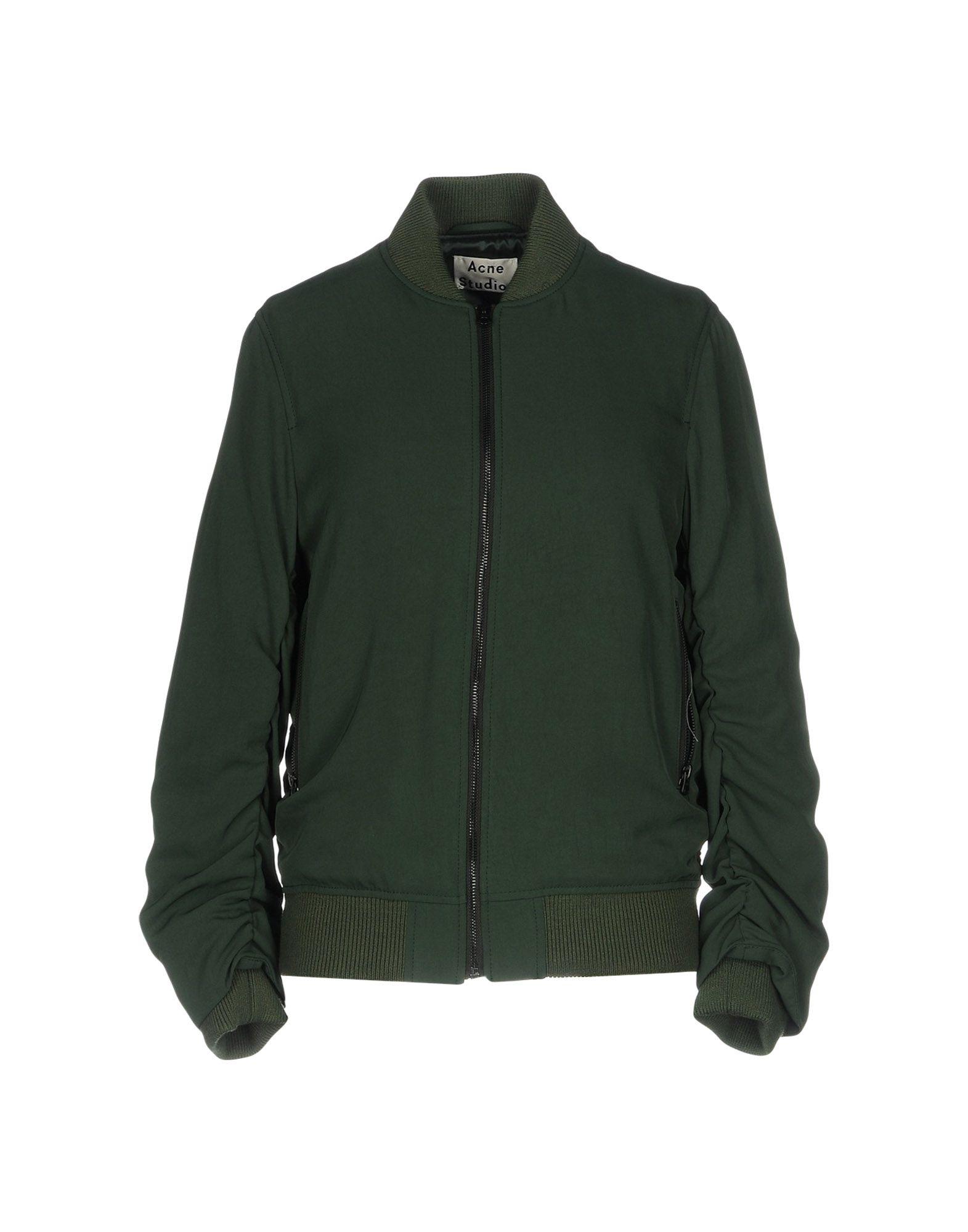 ACNE STUDIOS Куртка acne studios кожаная куртка myrtle