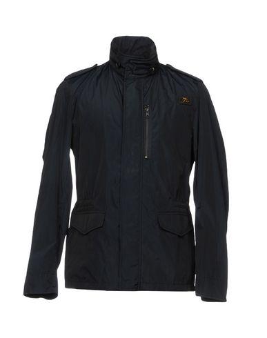 Фото - Мужскую куртку FAY темно-синего цвета