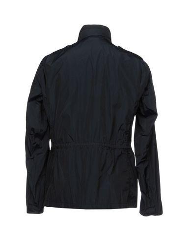 Фото 2 - Мужскую куртку FAY темно-синего цвета