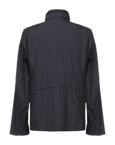 Фото 2 - Мужскую куртку FAY синего цвета