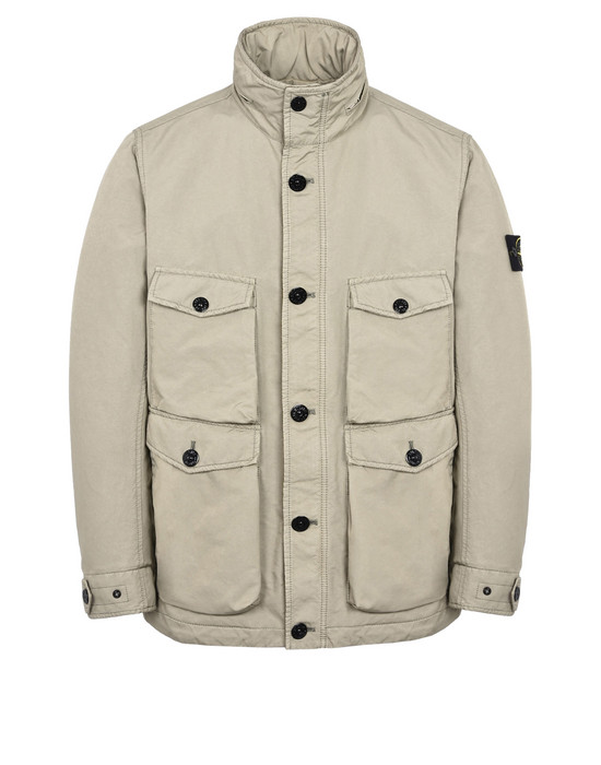 STONE ISLAND Mid-length jacket 41649 DAVID-TC WITH PRIMALOFT® INSULATION TECHNOLOGY
