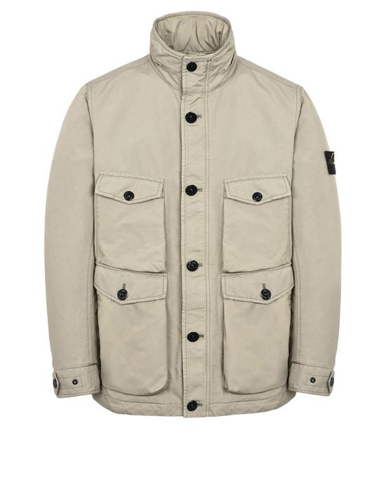 STONE ISLAND Mid-length jacket 41649 DAVID-TC WITH PRIMALOFT® INSULATION TECHNOLOGY