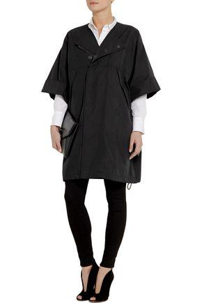 BOTTEGA VENETA Oversized cotton-blend coat