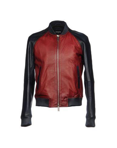 Купить Мужскую куртку  красно-коричневого цвета