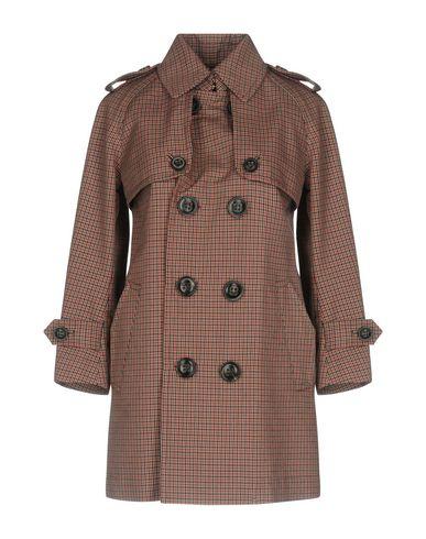 Купить Женское пальто или плащ  красного цвета