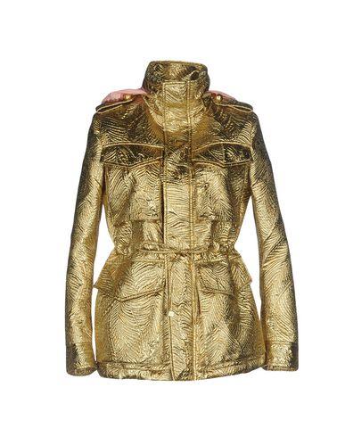 Купить Женскую куртку  золотистого цвета